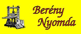 bereny nyomda logo